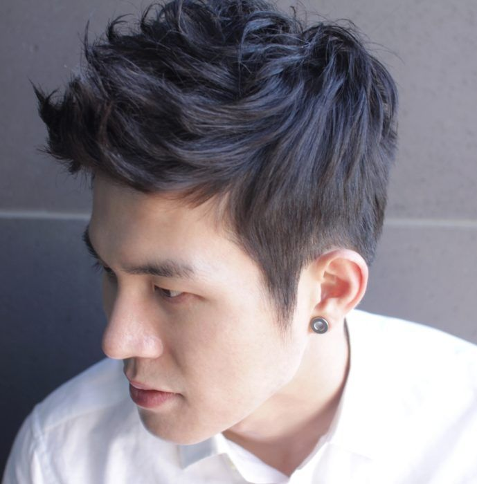 Top 5 trendy and hot Asian men hairstyle in 2018