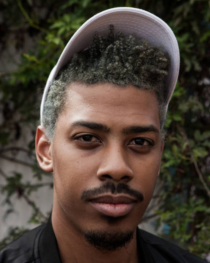 The best dyed hair color for black men hairstyles
