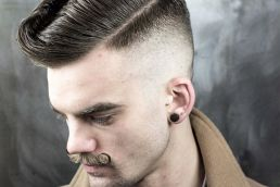 Wonderful and hot trend 1950s men hairstyles