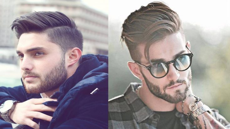 Crassing waves hairstyle