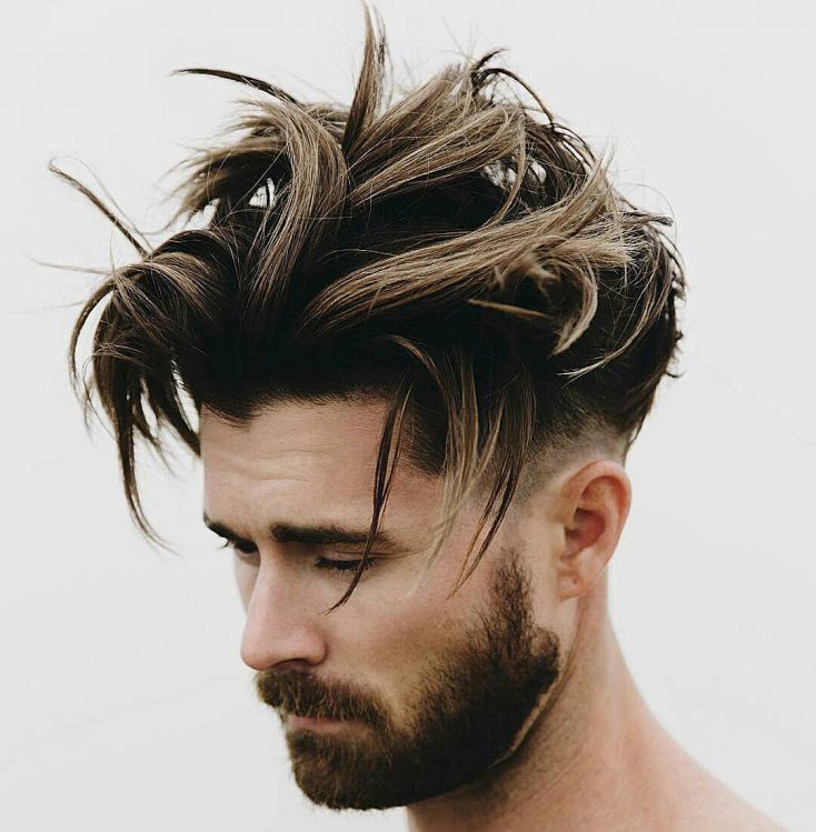 List of gentlemen and sexy hairstyles for men