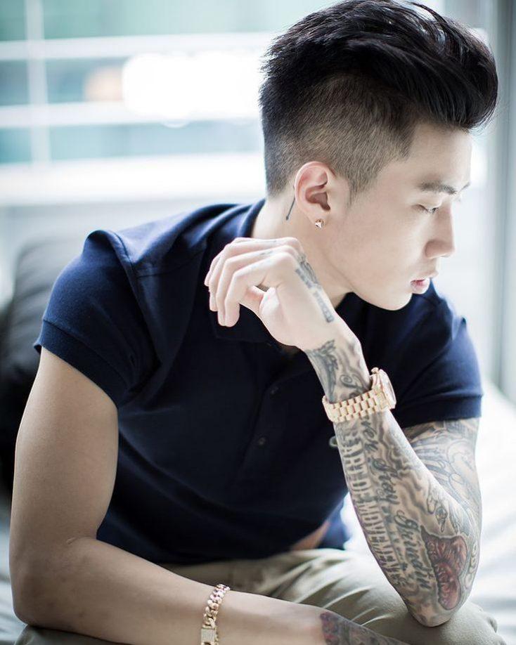 Short Korean hair