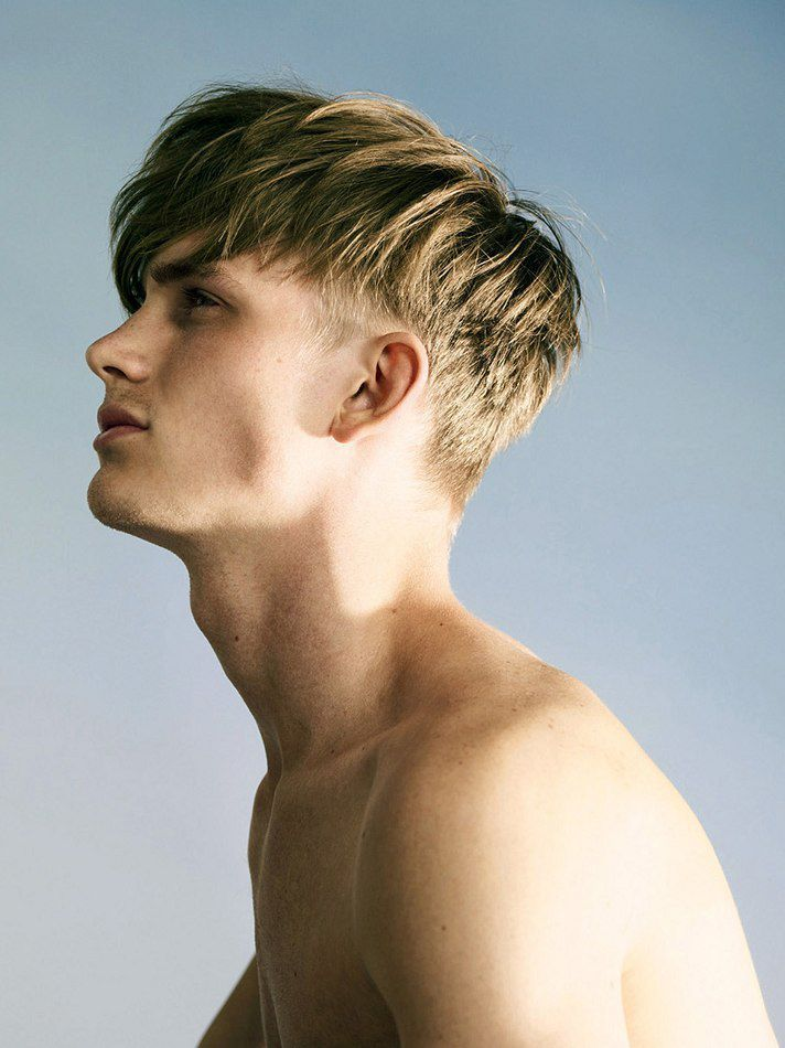 The Textured Cut With Fringe