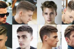 Top 8 Attractive and hot dapper hairstyles for men